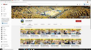 Website: Sportübungen mit Alba-Berlin auf youtube