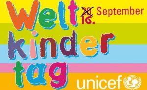 Weltkindertag am 16. September 2021